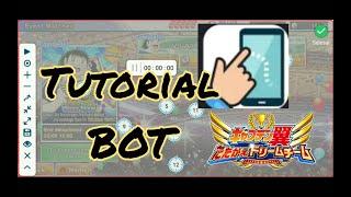Tutorial Bot Manual di Android Captain Tsubasa Dream Team screenshot 2