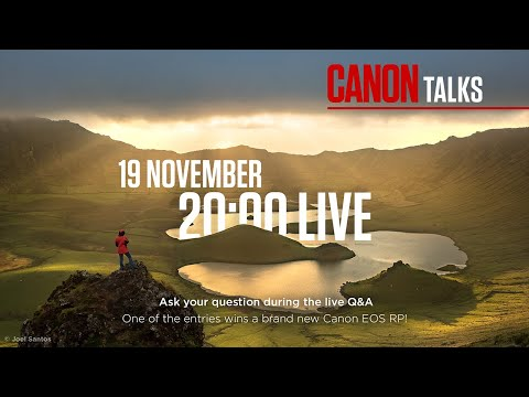 Canon Talks – Travel photography