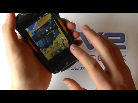JCB Toughphone Pro-Smart (TP909) Android Smartphone Unboxing