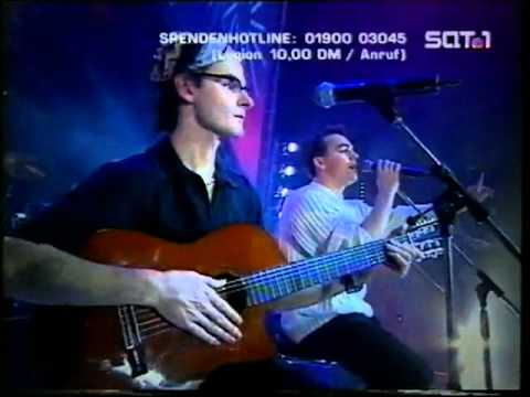 Band ohne Namen - Take my Heart (Live @Charity 2001)