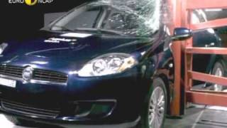 Euro NCAP | Fiat Bravo | 2007 | Crash test