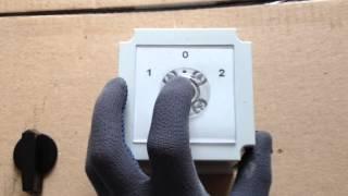 видео кулачковый переключатель фаз