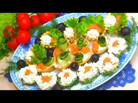 Закуски на скорую руку — 5 рецептов для фуршета | Imenno.ru | 360x480