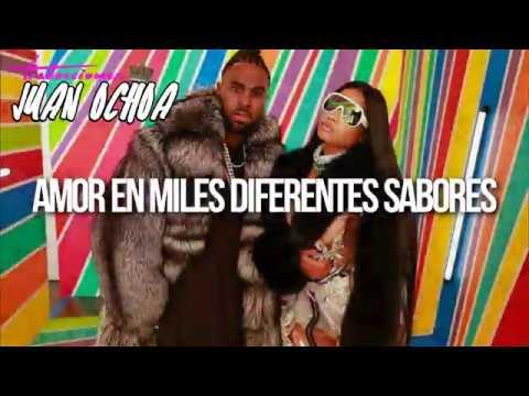 Jason Derulo - Swalla Ft Nicki Minaj & Ty Dolla $ign (Traducida Al Español + Lyrics)