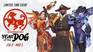 Overwatch Seasonal Event | Lunar New Year 2018 (EU)