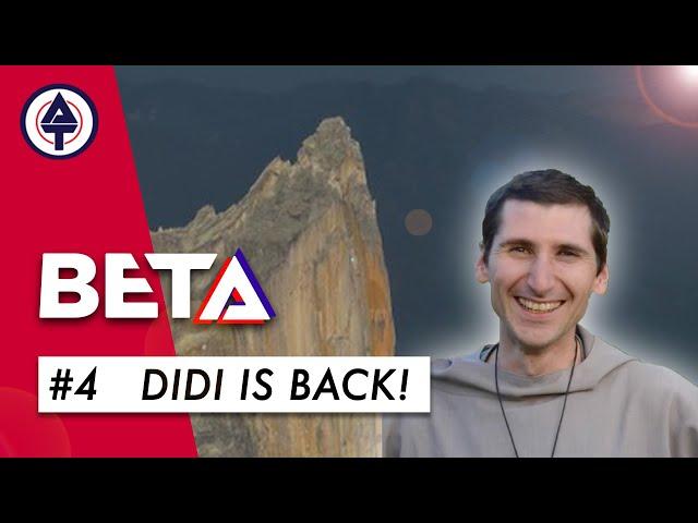 La leyenda de la escalada Didier Berthod volver // Escalada EM ¿sí o no? // ¿La ruta comercial más difícil? // BETA # 4