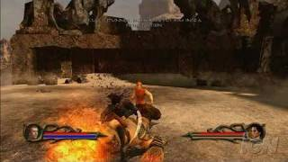 Eragon Xbox 360 Gameplay - Minotaur