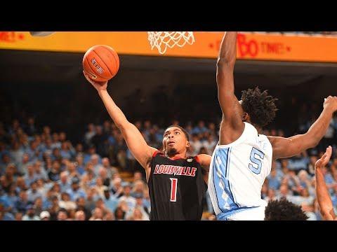 #12 North Carolina Vs Louisville 2019-1-12 (Full Game) ᴴᴰ