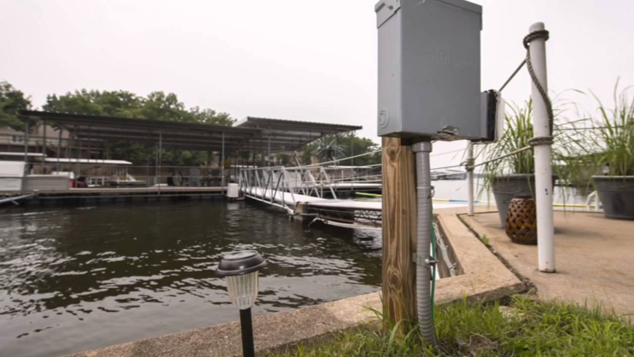Boat dock electricity Issues a mon danger  YouTube