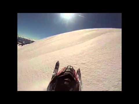 Avalanche @vail pass Colorado