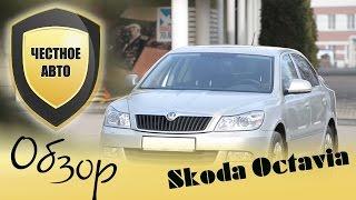 Честное Авто. Шкода Октавия А5 (Skoda Octavia A5). Тест-драйв.