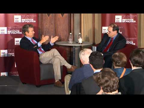 A Conversation with Sen. Rand Paul (R-KY)