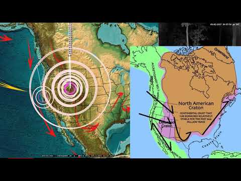 9/02/2017 -- Large earthquake strikes near Yellowstone -- North Korea Nuke Test WHILE LIVE ON STREAM
