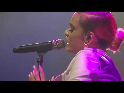 DEMI LOVATO // Tell Me You Love Me Tour / Opening Act / Kehlani / Detroit 2018