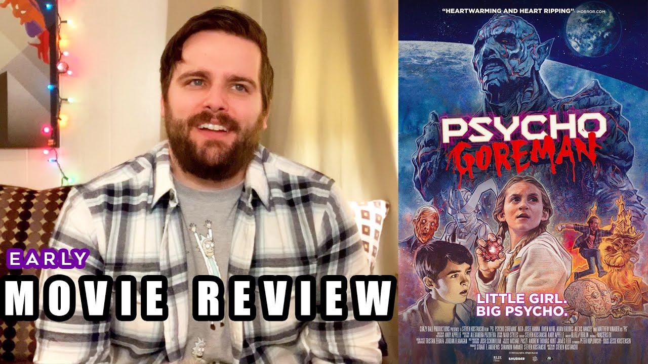 PG: Psycho Goreman 2021 Movie Review   Horror Comedy Film ...