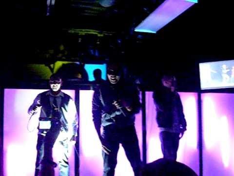 Benatton Boyz Concert - my favored song