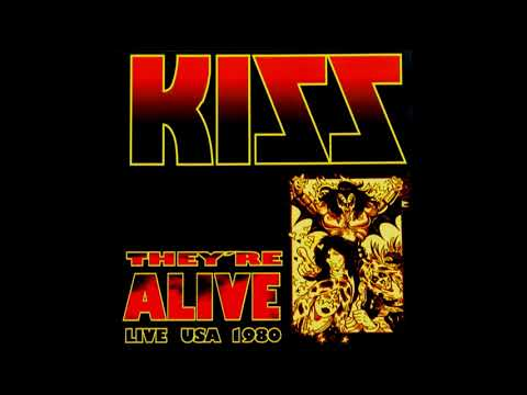 Kiss ‎– They're Alive (bootleg)