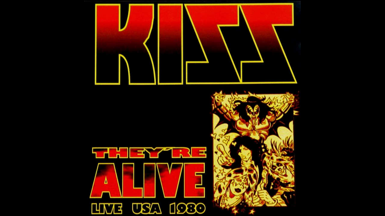 Kiss – They're Alive (bootleg)