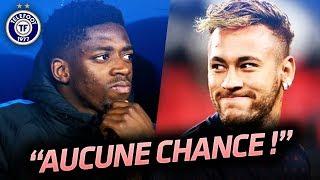 Ousmane Dembélé veut RESTER au Barça ! - La Quotidienne #523