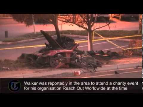 fast and furious actor paul walker dies in la car crash. Black Bedroom Furniture Sets. Home Design Ideas