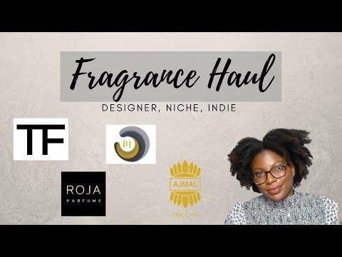 Fragrance Haul (September 2020)