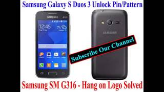 Samsung GALAXY SM G316HU Hard Reset Without Computer
