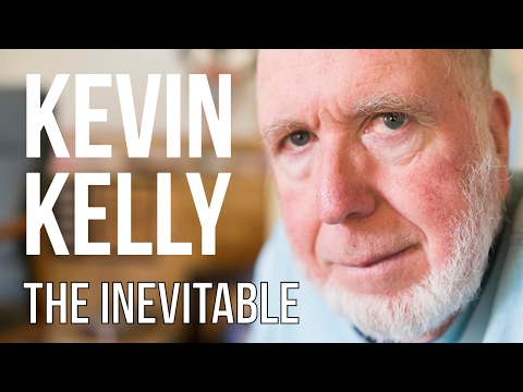 KEVIN KELLY - THE INEVITABLE | London Real