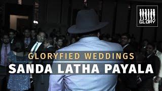 Wedding Sri Lanka GLORY LIVE - Sanda Latha payala (සඳලතා පායලා) Live Cover