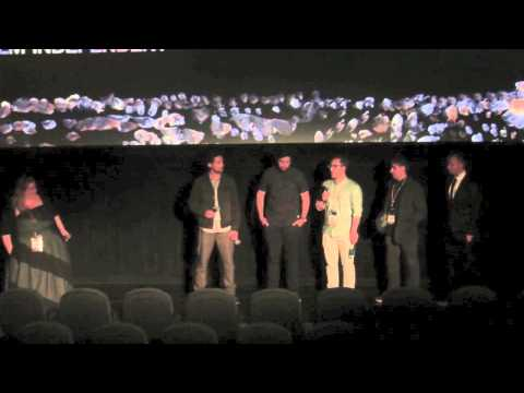 """Ratter"" crew answers questions at the LA Film Fest"