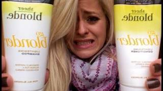 Product Rant: John Frieda Go Blonder | Fleur De Force