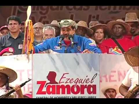 Maduro sobre directivos de cadena de tiendas arrestados (¿Farmatodo?)