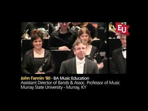 EU Music - Alumni Success