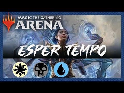 Repeat Esper Tempo | M20 Standard Deck (MTG Arena) by Hello