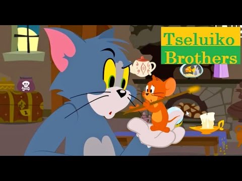 Tom And Jerry Witches Accident (Games)