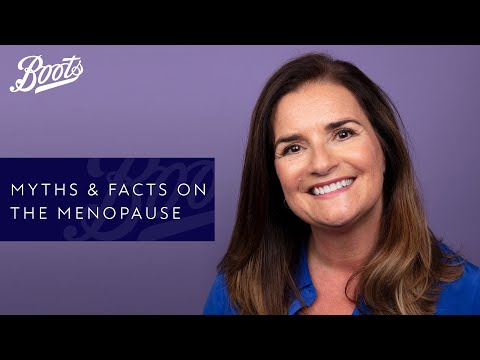 Deborah Garlick | Myths and Facts on the Menopause | Boots UK