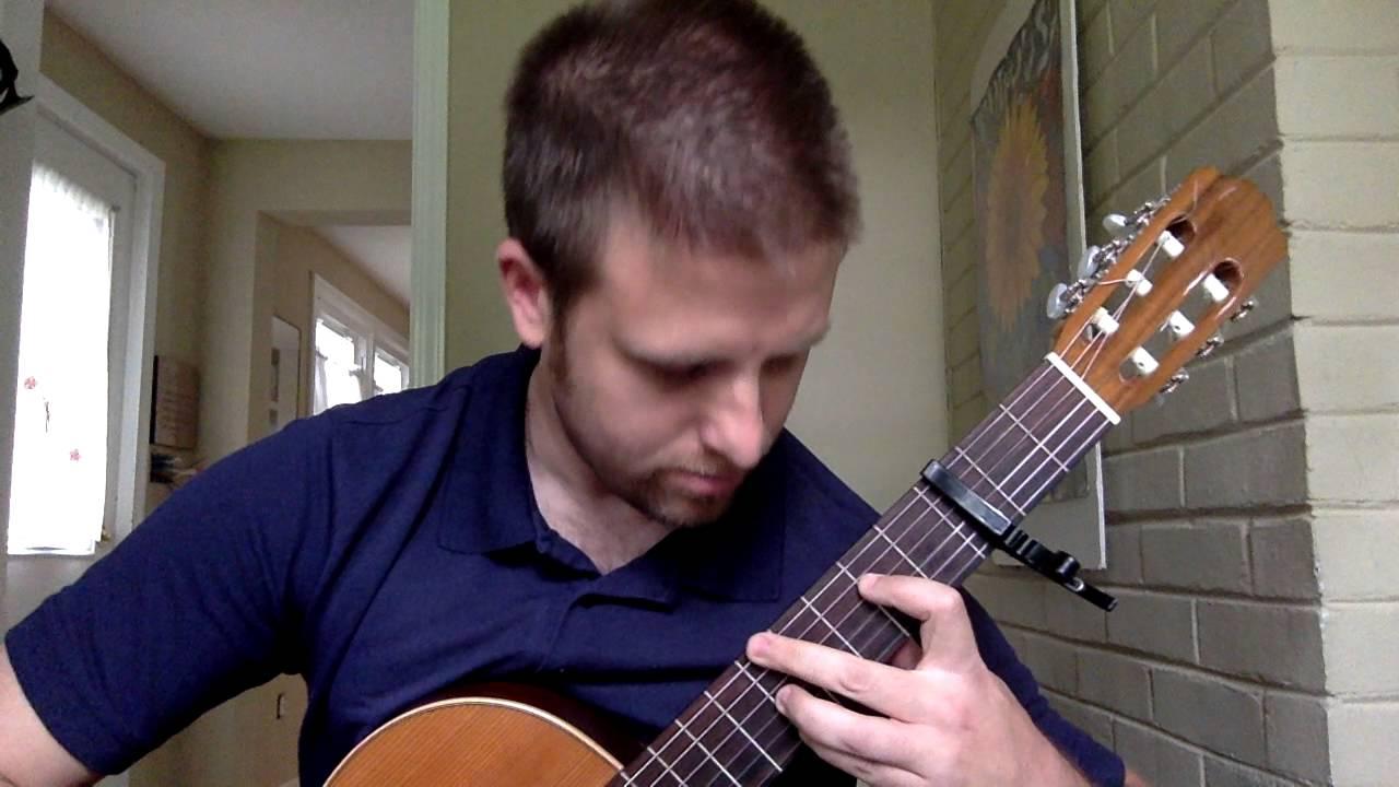 Sunrise Sunset Solo Guitar Youtube