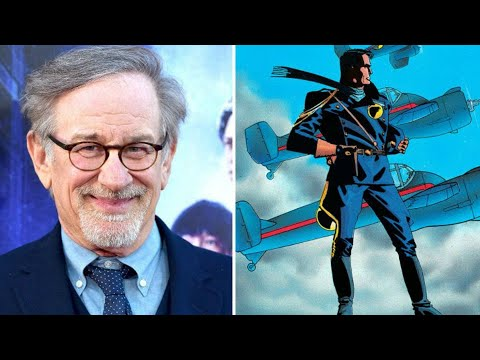 Steven Spielberg To Direct His First Superhero Film At DC...
