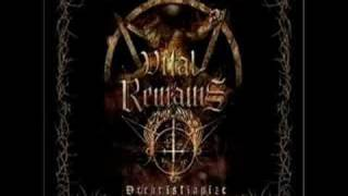 Watch Vital Remains Entwined By Vengeance video