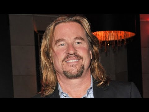 Val Kilmer Says Acting After His Tracheotomy Was Like Learning ...