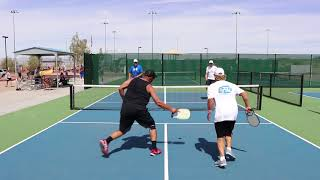WARNING! This video contains a slow motion nut shot... Coach David & TeeMo vs Stretch & Pokey