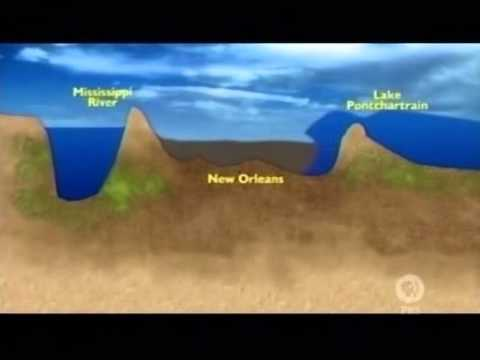 PBS predicted Hurrican Katrina disaster