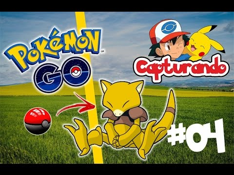 Como Capturar O Korath Pokemon GO #04 ...