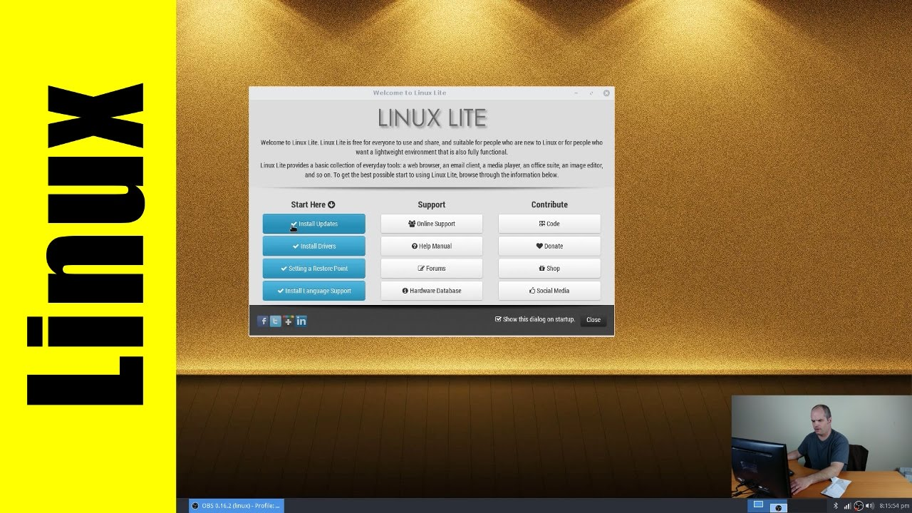 Linux Lite - A good distro for Windows users switching to Linux