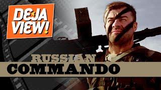 Russia's Identical Remake of Commando [D-Day / День Д] - Deja View