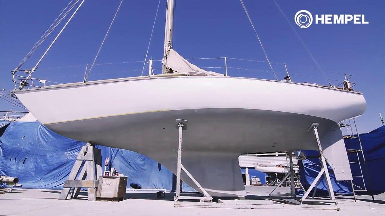 epoxy primer båd