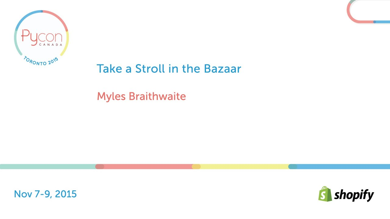 Image from Take a Stroll in the Bazaar