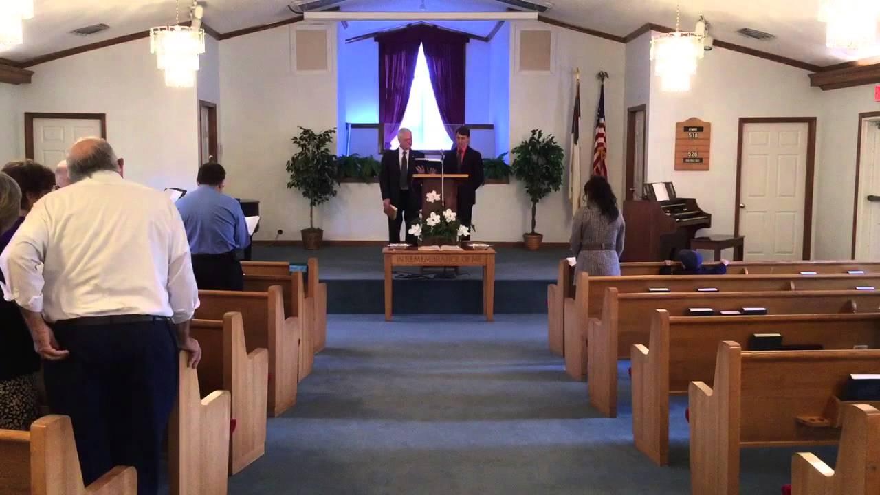 SDA Hymnal # 518 -