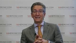 MRD and disease eradication in myeloma