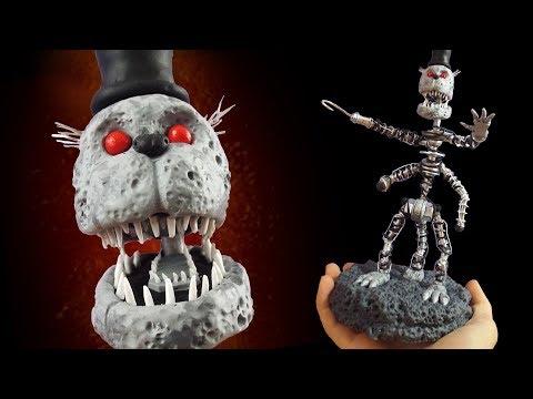 Making Creation Endoskeleton from TJOC: Story Mode