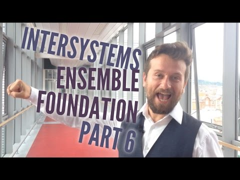 InterSystems Ensemble Training | Foundation Part 6 - MESSAGE TRANSFORMATIONS